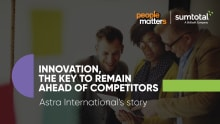 Innovation, the key to remain ahead of competitors: Astra International's story