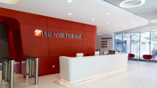 UniCredit to cut 6,000 jobs and shut down 450 branches in Italy