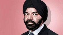 Mastercard CEO Ajay Banga to step down