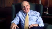 """Manager of the Century"", Jack Welch, former GE chief dies at 84"