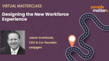 People Matters Masterclass: Employee experience guide for CHROs & CIOs