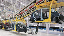 Automobile companies to close factories in North America