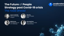 People Matters CXO Virtual Talk Show: 'How will COVID-19 change people strategy forever'