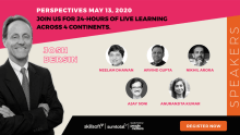 Learn from the best in business at Perspectives 2020
