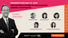 Save the date to meet these trailblazing thought leaders at Perspectives 2020