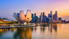 Singapore extends workplace closure to end May