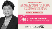 Business Leader Neelam Dhawan on the impact of the current global crisis on people & work