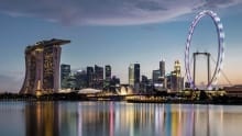 Singapore's economy to shrink by 8.5% in lockdown