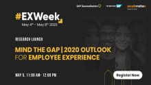 5 reasons to not miss the upcoming  People Matters and SAP SuccessFactors #EXWeek