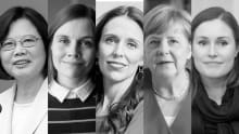 Five women leaders doing a great job at managing the crisis