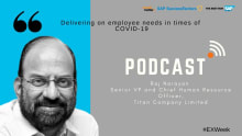 Podcast: Delivering on employee needs using technology in times of COVID-19