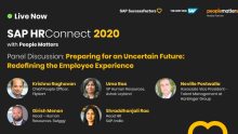 Preparing for an Uncertain Future: Redefining the Employee Experience
