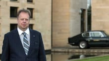 Aston Martin's CEO Andy Palmer may step down