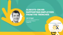 Supporting employees from the trenches: Capgemini's EX framework
