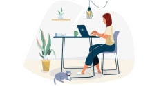 Work From Home Model: Success during COVID-19 and future prospects