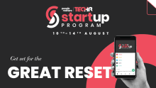 Lead in the HR & Work tech space, with People Matters TechHR Startup Program