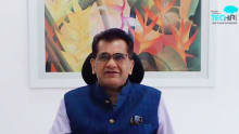 Amitabh Kant on India's response to COVID-19