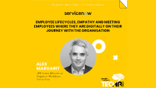 Meeting employees where they are digitally on their journey with the organization