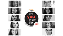 Who all made it to the list?: Are You In The List 2020 Winners