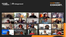 Navigating crisis through the right skills and learning opportunities: Degreed & People Matters Cohort