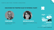 Unlocking the trapped value of internal talent