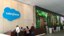 Salesforce announces plans to hire 12,000 new staff in the next year