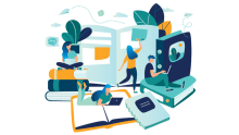 Reimagining workplace learning or getting real?