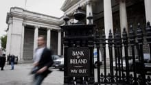 Bank of Ireland executive Sean Crowe to leave at end of year