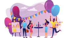 Holiday office party canceled? Try these 8 social distancing alternatives
