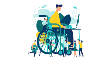 How COVID-19 has fared for persons with disabilities: International Day of Disabled Persons 2020
