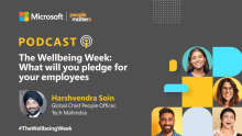 Burnout at work is real and this is how you can stop it: Podcast with Harshvendra Soin, TechMahindra