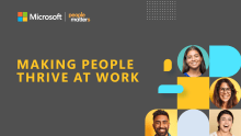 Making people thrive at work: The Wellbeing Week