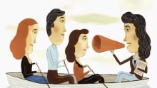 The employees' role in 'speaking up'