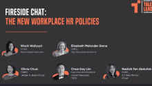 The New Workplace HR policies: Insights from TLC
