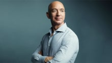 Amazon's Jeff Bezos to step down as CEO