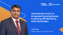 How Ramky Enviro is empowering employees & driving HR efficiency with Darwinbox