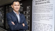 The factors that feed reinvention: 3M's GT Lim