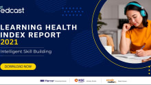 Average Learning Health Index for organizations in India stands at 66 : EdCast Learning Health Index Study 2021