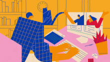 Leading a hybrid workforce