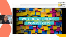 Enabling the 'Great Reset' with simplicity, conscious thinking and saying 'no'