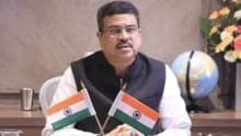 Dharmendra Pradhan takes charges as India's Minister of Skill Development and Entrepreneurship