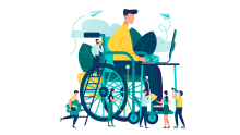 Singapore's jobs growth incentive scheme facilitates employment for 1600+ disabled people