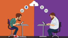 Connecting at the workplace in the new normal