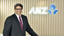 Farhan Faruqui, new CFO of ANZ Bank, takes on the role from October this year