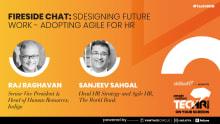 Designing future work - Adopting Agile for HR