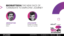RecruitTech: The new face of 'candidate to employee' journey