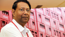 People make the difference: T. Krishnakumar