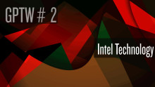#2 Intel Technology: Innovation through people