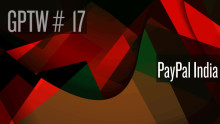 #17 PayPal India: Boundary less' experience