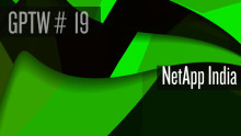 #19 NetApp India: Smart engagements